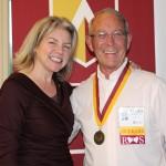 Dr. Marjorie Hass & James Murphy'66