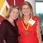 Dr. Marjorie Hass & Mary Helen Craft'66