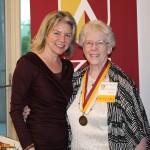 Dr. Marjorie Hass & Betty Ann Prentice'66