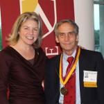 Dr. Marjorie Hass & Robert Reitz'66
