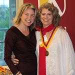 Dr. Marjorie Hass & Barbara Stephens'66