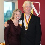 Dr. Marjorie Hass & Larry Sykes'66