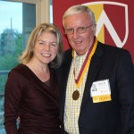Dr. Marjorie Hass & Rich Thomas'66