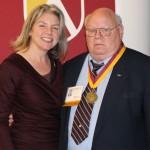 Dr. Marjorie Hass & Herbert Spangler'66