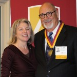 Dr. Marjorie Hass & Gary Whitfield'66
