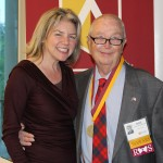 Dr. Marjorie Hass & Bill Vandivort'66