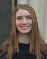 Jordan Carney, daughter of Kelly Carney '93