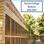 Austin College Bulletin 2016-2017