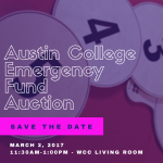 Emergency Fund Auction