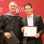 Stephen Ramsey, Jinsu Kim