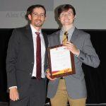 Alex Quinn - The Munden Award (with Ryan Dodd)