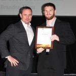 Brandon Hunt - The Traylor Award (with Loren Dawson)