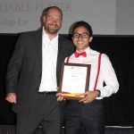 Phillip Le - Most Valuable Soccer Player (with Mark Hudson)
