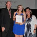 Myranda Baumgartner - The Hustle Award (with David Sheridan and Grace Sokolow)