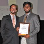 Siddharth Kortikere - Tennis Newcomer of the Year (with Ryan Dodd)