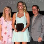 Bryce Frank - Gene Day Award (with Erin Eckart and Tim Millerick)