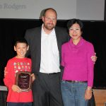 Kuani and Kyl Rodgers on behalf of Don Rodgers - Lockhart Spirit Award (with Mark Hudson)