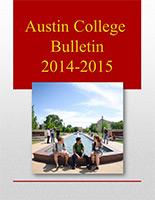 Bulletin 2014-2015