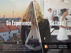 Go Experience | Go Lead