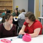 Learning to Learn with Crocheting