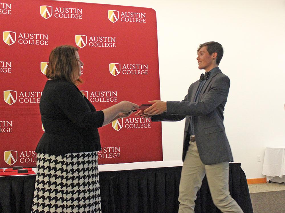 Phi Beta Kappa Induction Ceremony 2018 - Austin College
