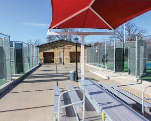 Russell Tennis Center