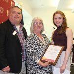 Michael Deen, Sheryl Bradshaw, and Sarah James Smith