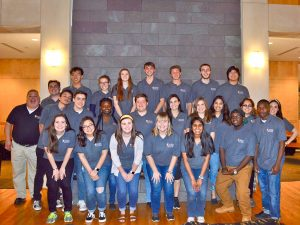 Student Assembly Members 2018
