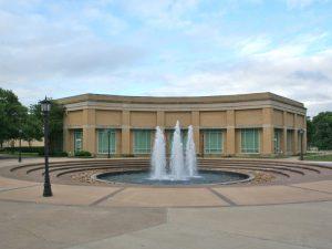 Dickey Fitness Pavilion