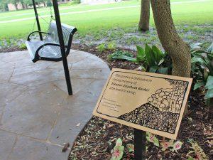 Ella Barker Memorial Garden
