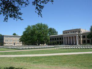 Hall Graduation Court