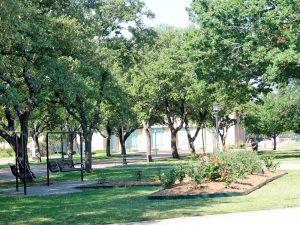 Hersh Memorial Garden