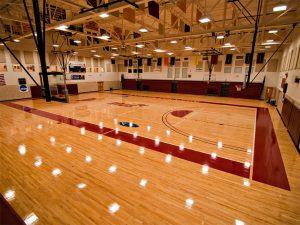 Hughey Gymnasium