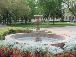 Kappa Fountain