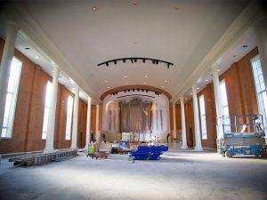 Clifford Grum Sanctuary in Wynne Chapel