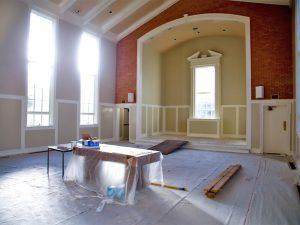 Sallie Majors Chapel in Wynne Chapel