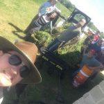 GreenServe 2018 at Hagerman National Wildlife Refuge
