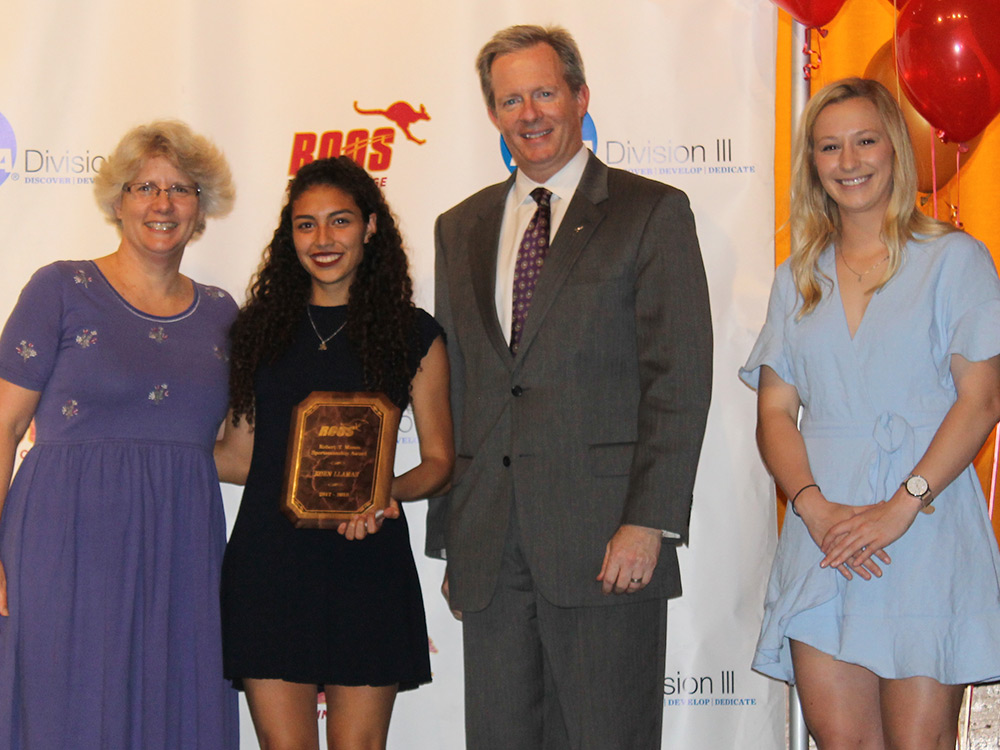 cheap for discount 7f2ad 64a1f Athletics Honors Convocation 2018 - Austin College
