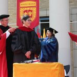 Honorary Doctorate presented to Melinda Veatch