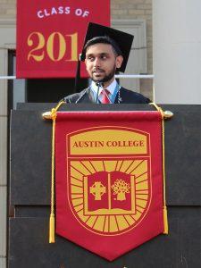 Student Speaker - Pranav Sheth