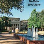 Austin College Bulletin 2018-2019