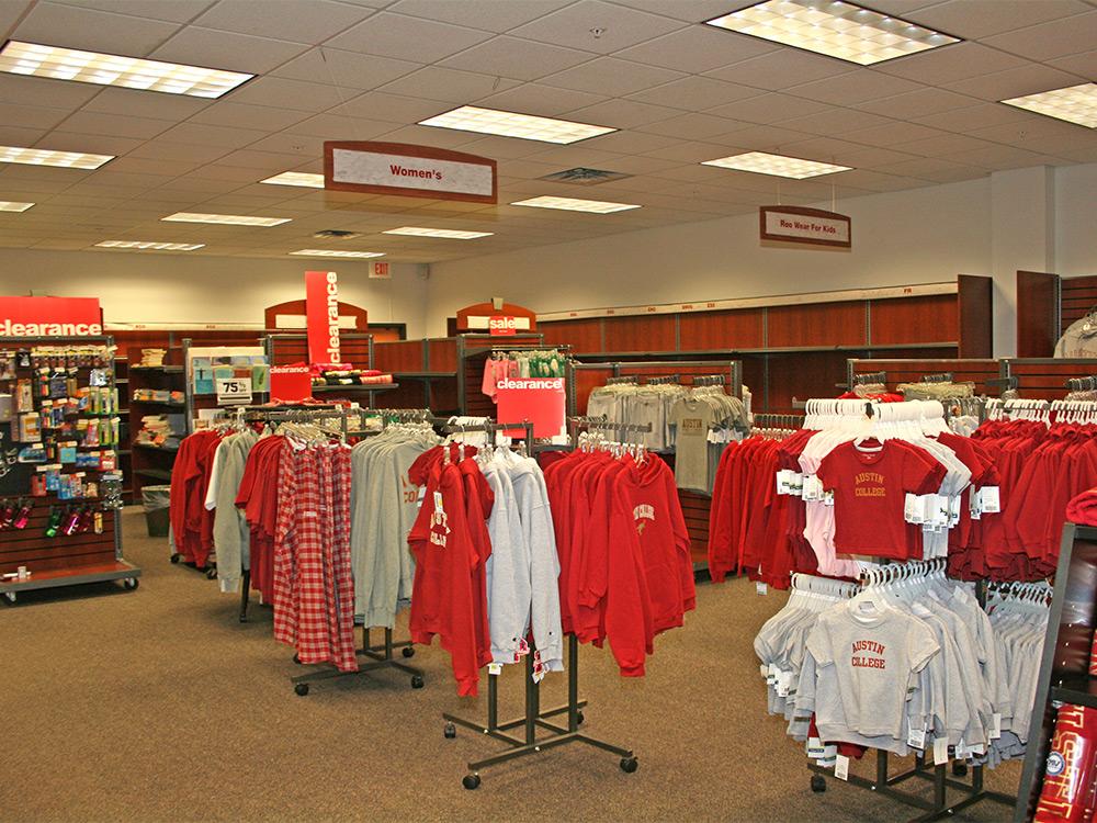 campus book store austin college