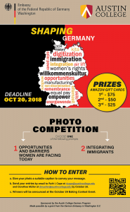 Shaping Germany Photo Contest