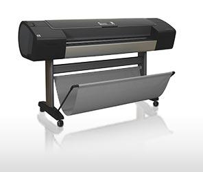 HP DesignJet Large Format Poster Printer