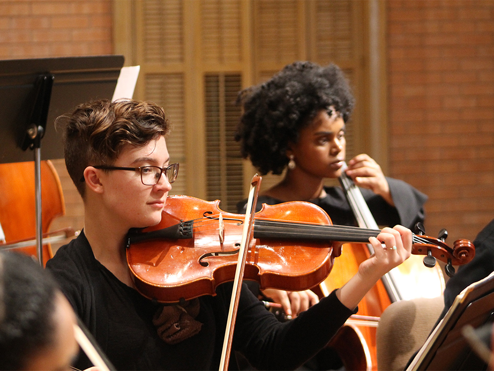 An Evening of Chamber Music and Jazz