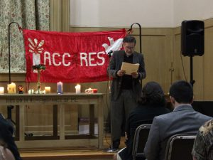 world aids day service