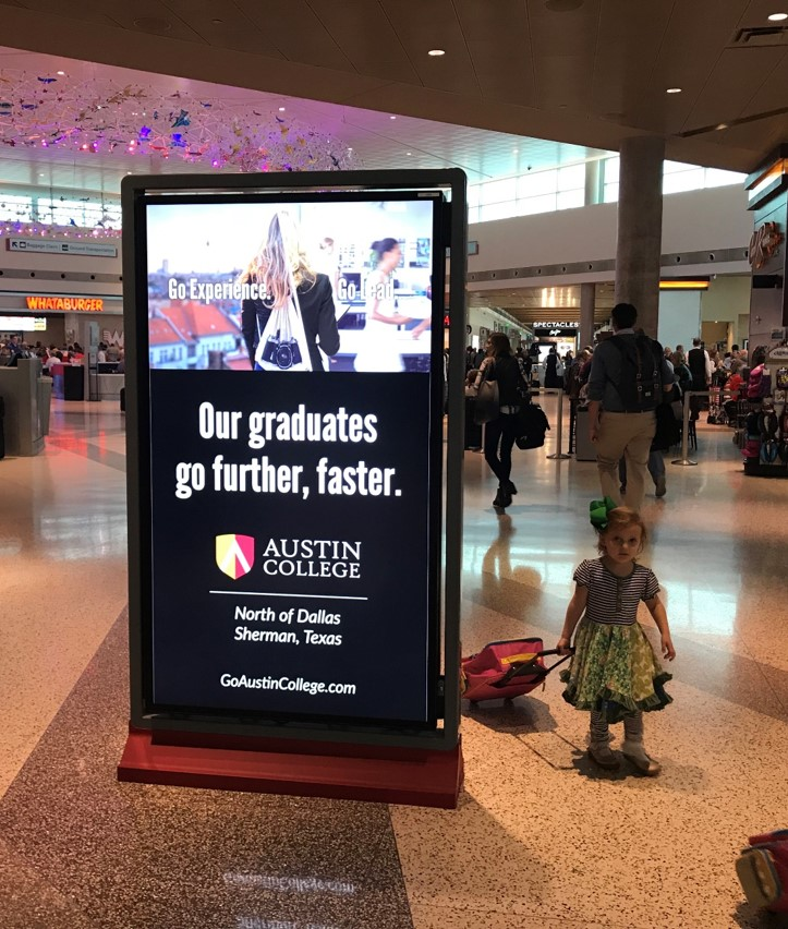 Airport Ads