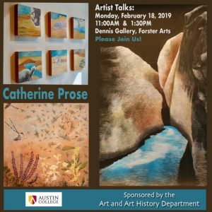 Prose Art Talks