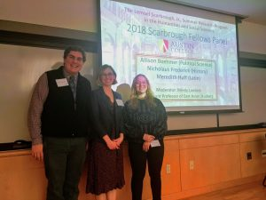 Student Scholarship Conference 2019