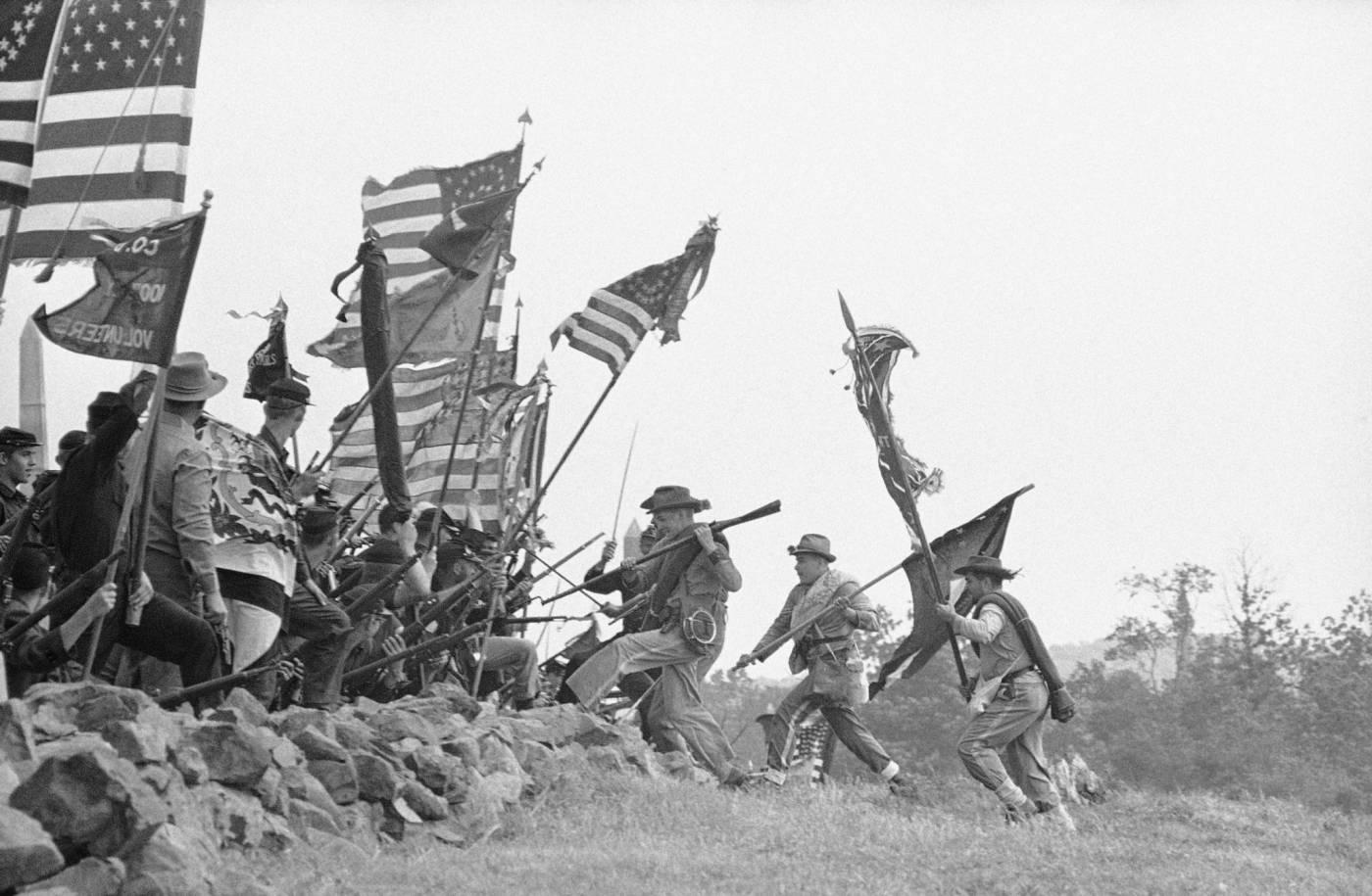 Gettysburg & Normandy